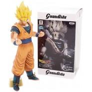 DRAGONBALL Z Big Figure SON Gokou GOKU 28cm GRANDISTA Resolution Soldier BANPRESTO