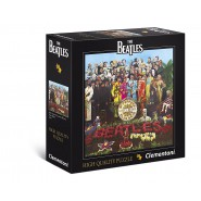 BEATLES Sergent PEPPER 's Lonely Hearts PUZZLE 289 Pezzi 31x31cm Originale CLEMENTONI High Quality