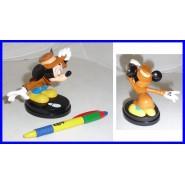 RARA Figura 10cm TOPOLINO Mickey Mouse DETECTIVE Disney De Agostini 3D Collection SERIE 1