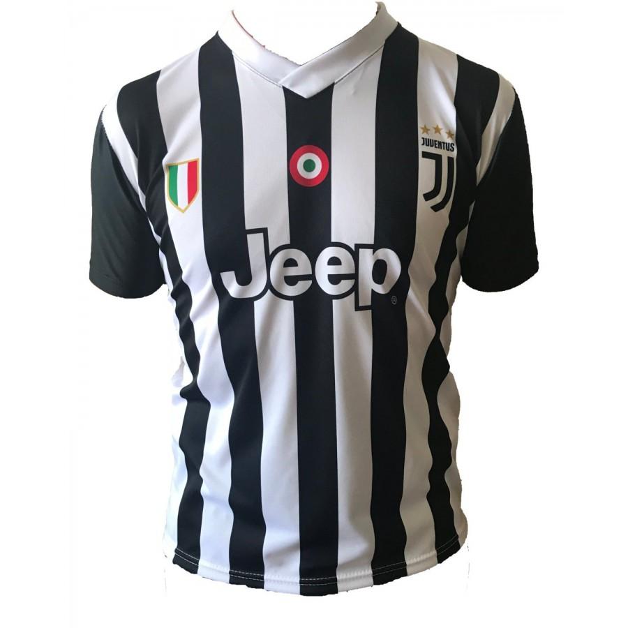 b0a07e34a6b ... Soccer Jersey DOUGLAS COSTA Number 11 JUVENTUS 2017 2018 T-Shirt HOME  Official Replica ...