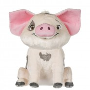 Plush PUA Pig PIGLET 45cm GIANT Version XXL from OCEANIA Vaiana Moana Movie Original DISNEY Official Beanie