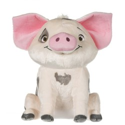plush pua pig piglet 45cm giant version xxl from oceania vaiana