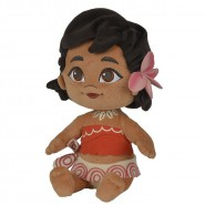 Plush MOANA Vaiana BABY Girl 40cm GIANT Version XXL from OCEANIA Movie Original DISNEY Official Beanie