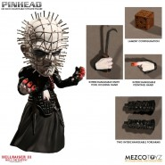 HELLRAISER Action Figure PINHEAD 15cm STYLIZED DELUXE Original MEZCO