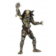 Action Figure 19cm PREDATOR JUNGLE HUNTER UNMASKED Serie 30. Anniversary NECA