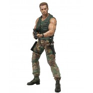 PREDATOR Action Figure 19cm JUNGLE PATROL DUTCH Serie 30. Anniversary NECA Schwarzenegger