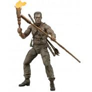 PREDATOR Figura Action 18cm JUNGLE DISGUISE DUTCH Serie 30. Anniversario NECA Schwarzenegger