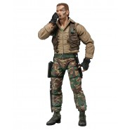 PREDATOR Figura Action 18cm JUNGLE EXTRACTION DUTCH Serie 30. Anniversario NECA Schwarzenegger