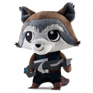 ROCKET RACOON Plush Soft Toy 20cm Guardians of the Galaxy Vol 2 Marvel ORIGINAL KidRobot