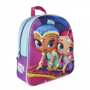 SHIMMER AND SHINE Baby Backpack 31x25x10cm ORIGINAL School Sport