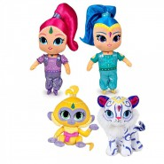 Plush from SHIMMER AND SHINE Big 30cm you choose Original NICKELODEON Official Tala Nahal