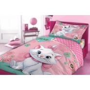 BED SET Duvet Cover MARIE Cat ARISTOCATS Disney Duvet Cover 160x200 COTTON