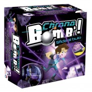 GAME Set CHRONO BOMB Version SFIDA AL BUIO Original ROCCO 90421