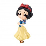Figura Statuetta 14cm BIANCANEVE Snow White NORMAL Version QPOSKET Banpresto DISNEY