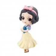 Figura Statuetta 14cm BIANCANEVE Snow White PASTEL Version QPOSKET Banpresto DISNEY