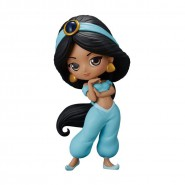 Figura Statuetta 14cm JASMINE da Aladdin NORMAL Version QPOSKET Banpresto DISNEY
