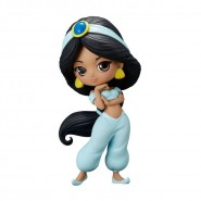 Figure Statue 14cm JASMINE from Aladdin PASTEL Version QPOSKET Banpresto DISNEY