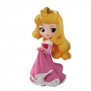 Figura Statuetta Collezione 5cm AURORA Bella Addormentata Disney Serie PETIT Vol. 4 QPOSKET Banpresto Q Posket