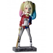HARLEY QUINN Resin Statue Figure 20cm HEAD KNOCKER From SUICIDE SQUAD Original NECA