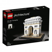 ARC DE TRIOMPHE Paris FRANCE Playset LEGO ARCHITECTURE 21036