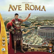 AVE ROMA Board Game Role Play MULTI LANGUAGE Version