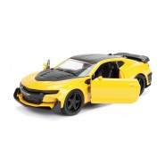 DieCast Model 13cm BUMBLEBEE Chevy Camaro from TRANSFORMERS Scale 1/32 Jada