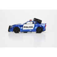 Modello DieCast 13cm BARRICADE Auto Polizia dal film TRANSFORMERS Scala 1/32 Jada