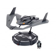 BATMAN VS SUPERMAN Rare Model BATWING with METAL Figure Batman Scale 1/32 JADA TOYS