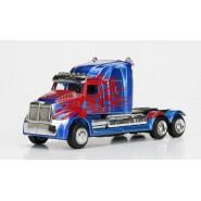 Modello DieCast 9cm Camion OPTIMUS PRIME Truck dal film TRANSFORMERS Jada