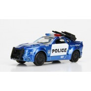 DieCast Model 8cm BARRICADE Police Car from TRANSFORMERS Scale 1/64 Jada