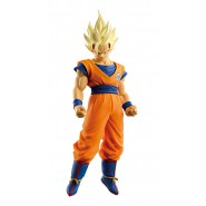 DRAGONBALL Z Figura Statua SUPER SAIYAN 2 SON GOKU 17cm Colosseum SCultures BIG 6 Volume 2 BANPRESTO
