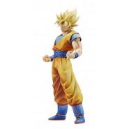 DRAGONBALL Z Figura Statua SON GOKU 25cm Tenkaichi Color BANPRESTO Master Stars Piece