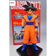 DRAGONBALL Z Figura Statua SON GOKU 15cm Figure Collection Volume 3 BANPRESTO