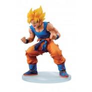 DRAGONBALL Z Figura Statua SON GOKU SUPER SAYAN 15cm Dramatic Showcase 3rd Volume 1 BANPRESTO