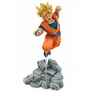 DRAGONBALL SUPER Figure SON GOKU Gokou SUPER SAYAN soulXsoul BANPRESTO