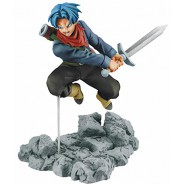 DRAGONBALL SUPER Figura Statua TRUNKS soulXsoul BANPRESTO