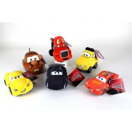Complete SET 6 Different PLUSHIES Characters CARS 3 ORIGINAL Disney