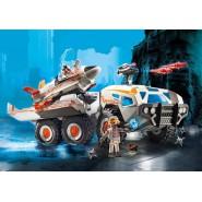 Playset MEZZO D'ASSALTO Spy Team TOP AGENTS Playmobil 9255