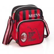MILAN Borsa Tracolla 21x16cm We Are AC Milan ORIGINALE Ufficiale