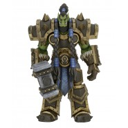 HEROES OF THE STORM Figura Action Deluxe THRALL 19cm Originale NECA Blizzard