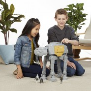 WALKER Imerial AC-ACT AT-AT Star Wars Playset Gigante RAPID FIRE Hasbro B7076