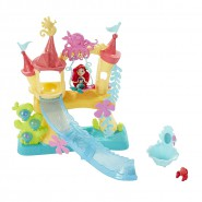 Playset ARIEL 's SEA CASTLE with Characters HASBRO B5836
