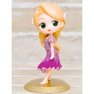 Figure Statue 14cm RAPUNZEL Tangled SPECIAL COLOR Serie QPOSKET VOL. 3 Banpresto DISNEY