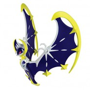 Figura Action Grande LUNALA 30cm LEGENDARY POKEMON Sole Luna Originale TOMY