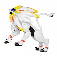 Figura Action Grande SOLGALEO 18cm LEGENDARY POKEMON Sole Luna Originale TOMY