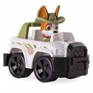 PAW PATROL Playset Vehicle TRACKER 's JUNGLE CRUISER Spin Master Basic Vehicle