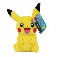 POKEMON Plush Figure 20cm PIKACHU Version CLASSIC Original TOMY