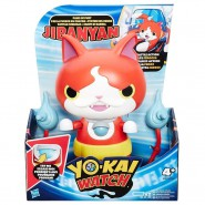 YO-KAI WATCH Big Action Figure JIBANYAN 18cm ELECTRONIC Original HASBRO
