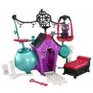 MONSTER HIGH Playset CRIPTA DELLE CREATURE SEGRETE Elettronico Mattel BDF06