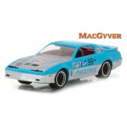 Model Car PONTIAC FIREBIRD 1987 From MacGyver Scale 1/64 Greenlight MAC GYVER